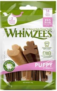 Bilde av Whimzees Puppy Value Bag XS/S Pose